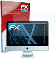 atFoliX FX-Clear Schutzfolie kompatibel mit Apple iMac 21,5 (Model 7G 2012-2014) Displayschutzfolie