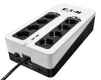 Eaton 3S700D, Standby (Offline), 700 VA, 420 W, 161 V, 284 V, 50/60 Hz