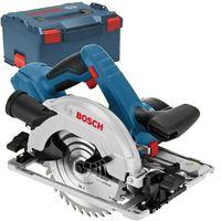Bosch Akku-Kreissäge GKS 18 V-57 G, Solo Version, L-BOXX 06016A2101