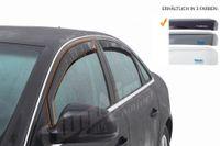 Climair   Windabweiser Profi (vordere Türen) Stark Getönt (CLS0033766D) passend für VW