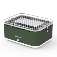 Barbecook Carlo Holzkohle-Tischgrill Army Green