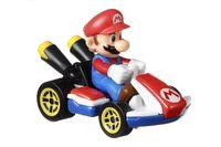 Hot Wheels Mario Kart Replica 1:64 Die-Cast Mario