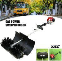 2,3 PS Kehrmaschine Schneeschieber Schneefräse Handkehrmaschinen 52cc Luftgekühlte Einzylinder 1700W