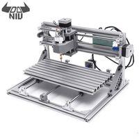 3018 3-Achsen Mini DIY CNC Graviermaschine Fräser Standardspindelmotor Holzstichmaschine Fräsgraveur