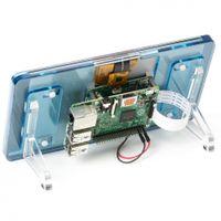 """Rahmen für offizielles 7"""" Raspberry Pi Touchscreen Display - Flotilla"""