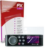 atFoliX FX-Hybrid-Glass Panzerfolie kompatibel mit Garmin Fusion RA70 Glasfolie
