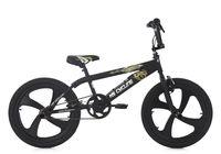 BMX Freestyle 20'' Daemon schwarz KS Cycling