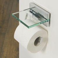 Safira Toilettenpapierhalter Mit Deckel , 264130346