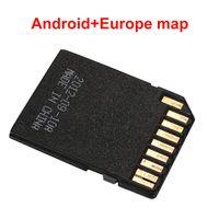 Mini-Karte mit Karte Integrierte Navigationssoftware Android System Map TF-Karte
