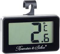 Digitales Kühlschrankthermometer Gefrierschrank Wein Getränke Auto KfZ Thermometer