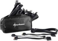 Sharkoon SilentStorm Cool Zero - 750 W - 100 - 240 V - 50 - 60 Hz - 10 A - Aktiv - 120 W