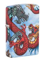 ZIPPO Feuerzeug 60005658 Dragon  540° Color Fantasy Drache