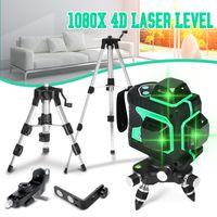 3D Linien Laser Level Kreuzlinienlaser 12 Line Laser 360° Licht Kreuzlinienlaser