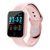 Smartwatch mit Pulsmesser Bluetooth Armbanduhr Fitness Schrittzähler Für Android Samsung Huawei Herren Damen