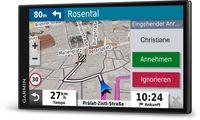 Garmin DriveSmart 65 EU MT-D Navigationsgerät 6,95 Zoll Sprachsteuerung