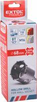 Lochsäge Ø 68mm Bohrkrone Dosenbohrer mit SDS PLUS Adapter