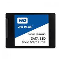 Western Digital Blue 3D NAND SSD 500GB