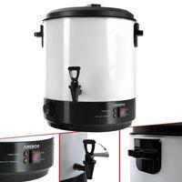 AREBOS Einkochautomat Einkochtopf   inkl. Thermostat 2500W 28L - direkt vom Hersteller