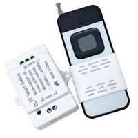 Smart Switch Kabellose Fernbedienung Transmitter Controller, AC 85-250V, 433MHz