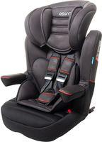 Osann Kindersitz Comet Isofix - Noir - 9 bis 36 kg (ca. 8 Monaten bis 12 Jahren) - Befestigungsart: Isofix - schwarz , anthrazit , rot