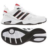 adidas Schuhe Herren Strutter weiß, Größe:43 1/3  UK-9