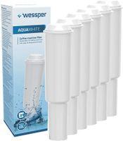 6x Wasserfilter für Jura Impressa, kompatibel mit Jura Claris White 60209
