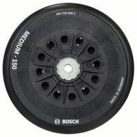 Bosch Multiloch-Pad d150mm, mittel,Standard,M8