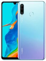 Huawei P30 lite New Edition, Dual-SIM, 6GB RAM, 256GB Speicher, Farbe: Breathing Crystal