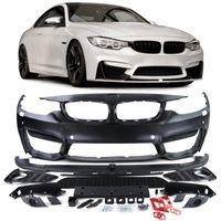 Front Stoßstange mit Spoilerlippe Sport Optik für BMW 4er F32 Coupe 13-17