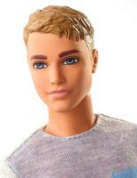 Barbie Teenager-Puppe Dreamhouse Adventures Ken blau/grau 30 cm