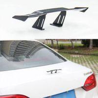 Universal Mini Spoiler Auto Auto Heckdekoration Spoiler Wing Carbon@#