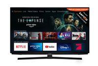 Grundig 4K Ultra HD LED TV 139 cm (55 Zoll) 55GUB7040, Triple Tuner, Smart TV Fire TV, HDR