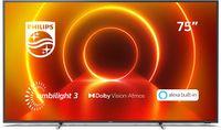 Philips 75PUS7805/12 Fernseher - Schwarz