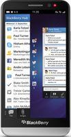 BlackBerry Z30 schwarz - Gut