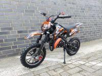Pocketbike Dirtbike Pocket Cross 49cc Kinder Cross Crossbike KXD 708 Orange