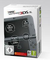 New Nintendo 3DS XL Konsole Metallic Black