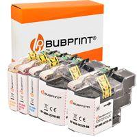 5 Druckerpatronen kompatibel für Brother LC-22 U MFC-J 5920DW DCP-J785DW