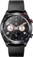 Honor Watch Magic, Herzschlag-, Schlaf- und Sport-Überwachung, Farbe: Schwarz