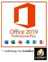 Microsoft Office 2019 Professional Plus | Vollversion | 1 PC