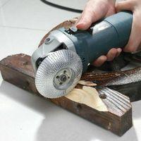 Raspelscheibe Winkelschleifer Schleifscheibe Holz Flexscheibe Flex Scheibe