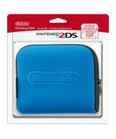 Nintendo-Tasche - Schwarz/Blau 2DS