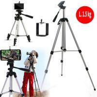 Universal Stativ Halter Ständer Tripod für Smartphone Handy Kamera Stand Load1.5 kg