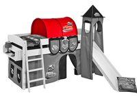 Lilokids Tunnel Disney Cars - für Hochbett, Spielbett und Etagenbett - Maße: 80 cm x 100 cm x 90 cm; TN-CARS