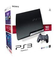 Playstation 3 Grundgerät 160 GB (Slim)