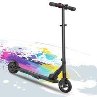 Megawheels S1 Faltbarer Elektroroller, 250W, 12 km Langstrecke Batterie, bis zu 23 km/h, Einfach Zusammenklappbarer und Tragbarer E-Scooter für Kinder
