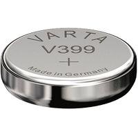 Varta Watches V399, Nickel–Metal Hydride (NiMH), 1.55 V, 42 mAh, 0.75 g