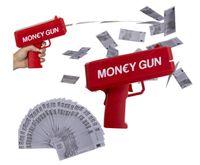 Geld Pistole mit 100 Stück 100 € Spielgeld