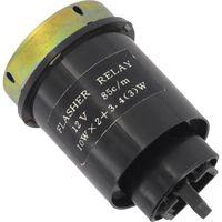 Blinkerschalter 12.8V 10Wx2+3.4W 83210