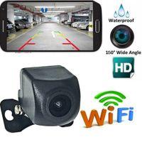 175° Digital WiFi Funk Farb Auto Rückfahrkamera LKW KFZ Für Android & IPhone, Rückfahrkamera System, Rückfahrkamera