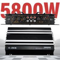 5800W Stereo Amplifier Auto Verstärker Audio Super Bass Power Subwoofer 4CH